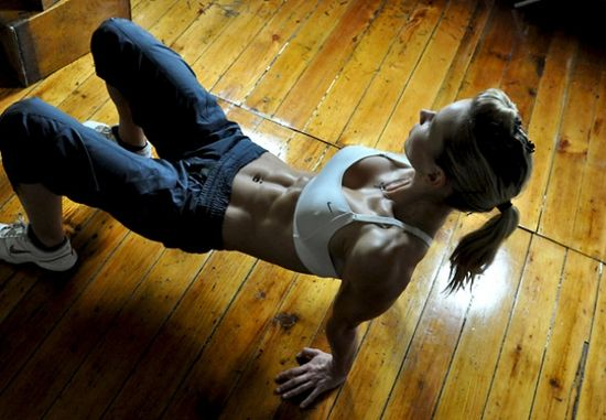 Suicidal sweat workout with just your bodyweight