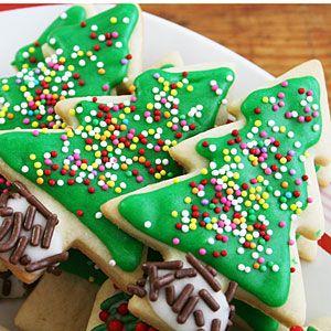 Old-Fashioned Sugar Cookies Recipe
