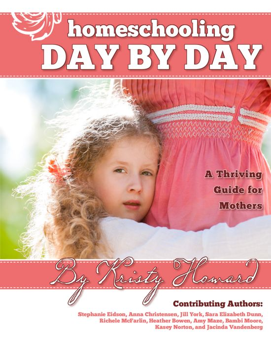 Homeschooling Day By Day e book giveaway!!