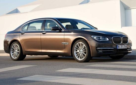 2013 BMW 7 Series gets an update