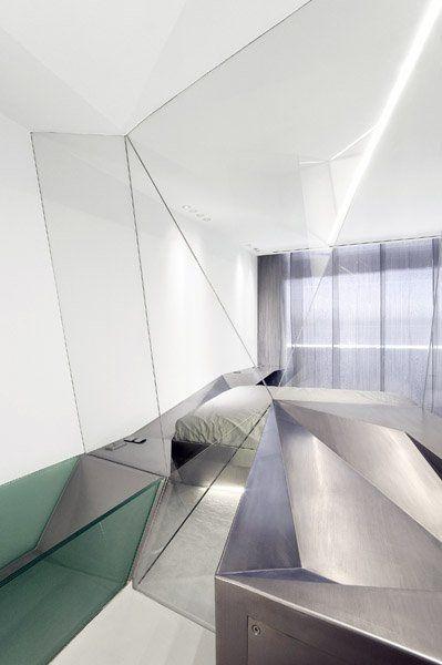 Hotel Puerta America, Madrid :: 4th Floor designed by Plasma Studio