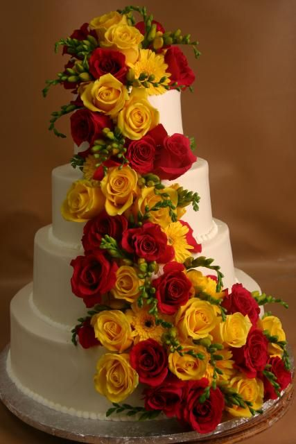Wedding Cake by www.konditormeist...