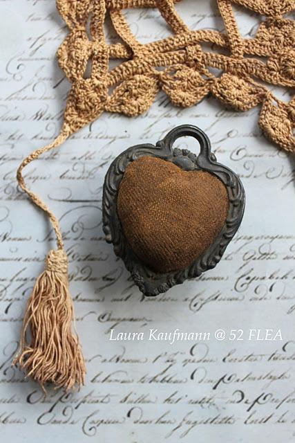 old heart locket