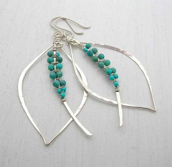 wire earings