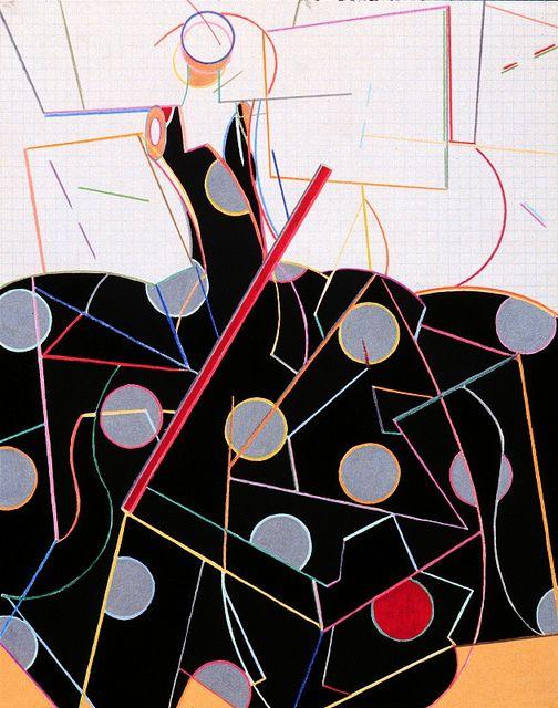 Fashion Illustration by Albert Elia