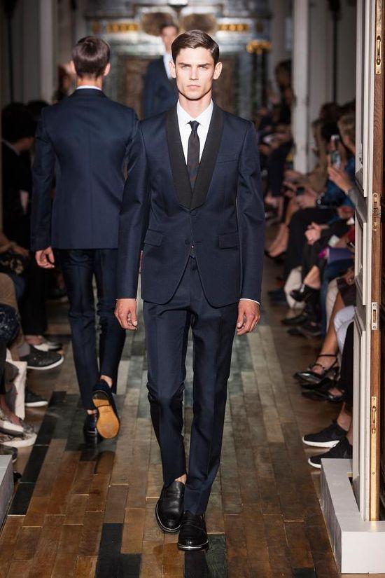 Valentino Spring / Summer 2014 men's