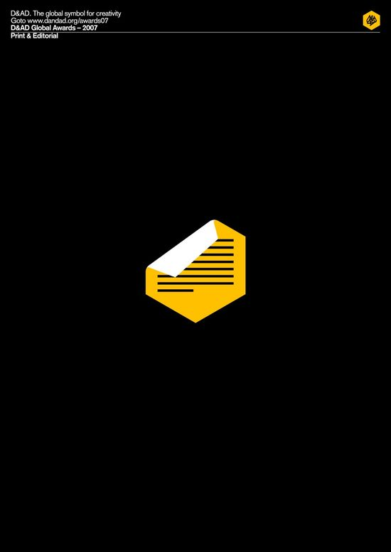 D & AD #graphic