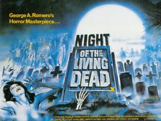 #horror #movies #nightofthelivingdead