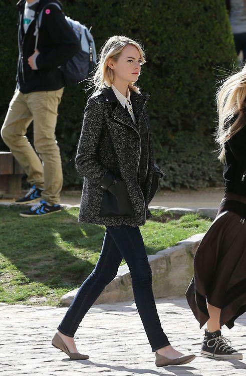 love her jacket.