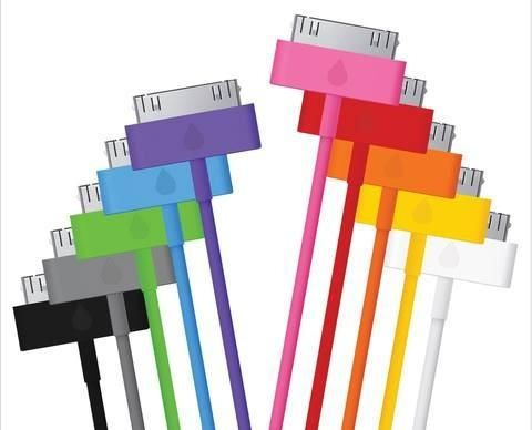 Brighten up your tech with these colorful cables!