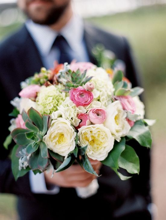 bouquet by EvolutionsInDesig... // photo by EmilySteffen.com