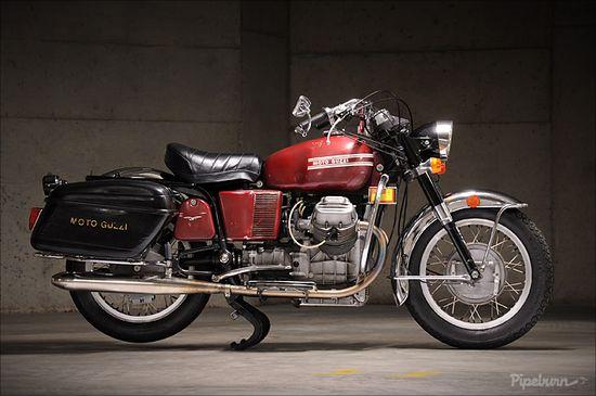 1973 Moto Guzzi GT 850