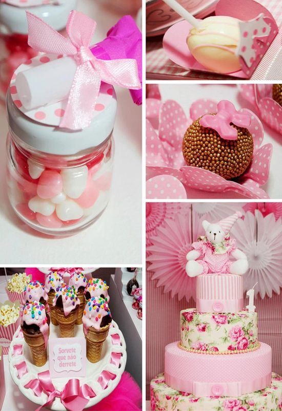 Circus Bear Birthday Party With Lots of Ideas via Kara's Party Ideas