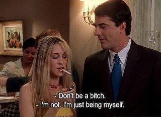 carrie and mr big
