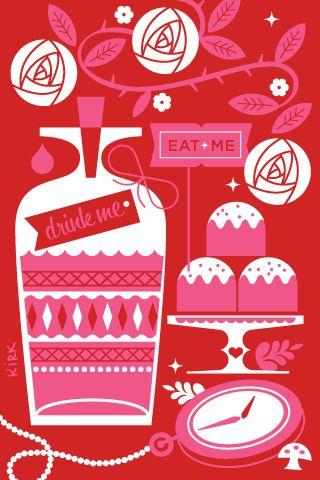 Alice - Katie Kirk Illustration