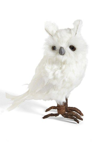 K & K Interiors Decorative Owl Figure