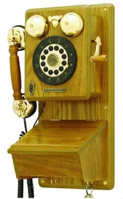 WANT !!!!!!!!  Crosley Country Wall Phone Review