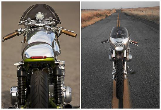 1976 Honda CB550K CaféRacer - Pipeburn - Purveyors of Classic Motorcycles, Cafe Racers & Custom motorbikes