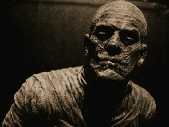Mummy - Boris Karloff