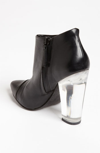 Translucent Heel...Yes Please! #Nordstrom #Shoes #Booties