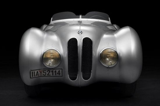 The 1937 BMW 328 Mille Miglia Vintage Sports Car