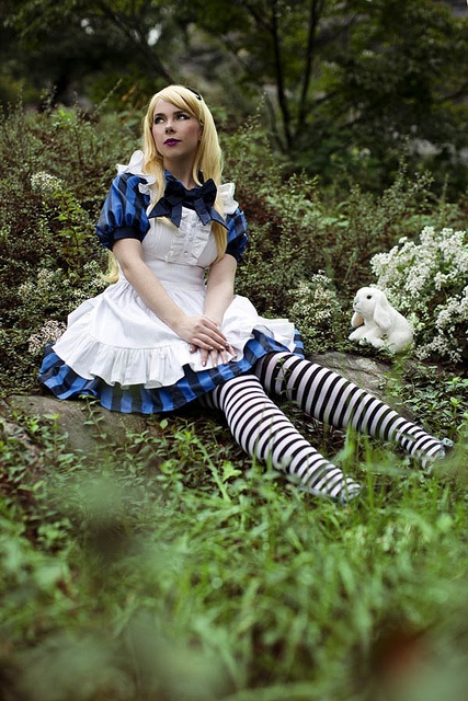 Wonderland by Anna Fischer, via Flickr