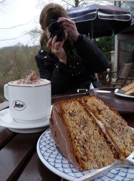 Healthy desserts recipes   ,,,,,, Quick Coffee Cake