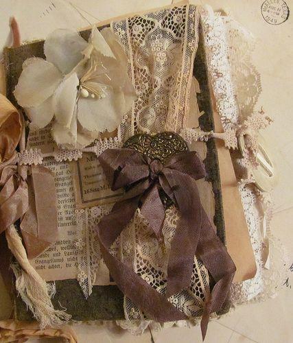 handmade journal~ Ann Perry The Tin Rabbit