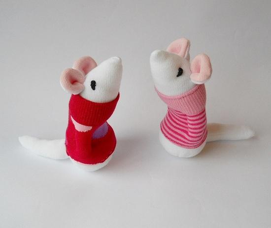 sock mice