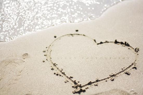 lovely beach shot