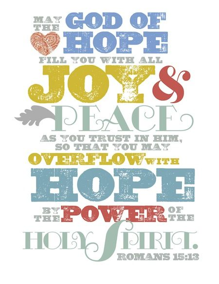 Printable Scripture Art from HomeLife Magazine