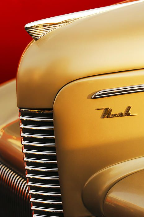 1940 Nash Sedan ©