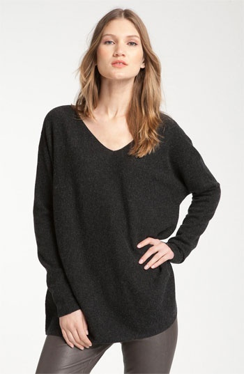 Vince V-Neck Sweater available at #Nordstrom