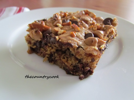 The Country Cook: Chubby Hubby Bars