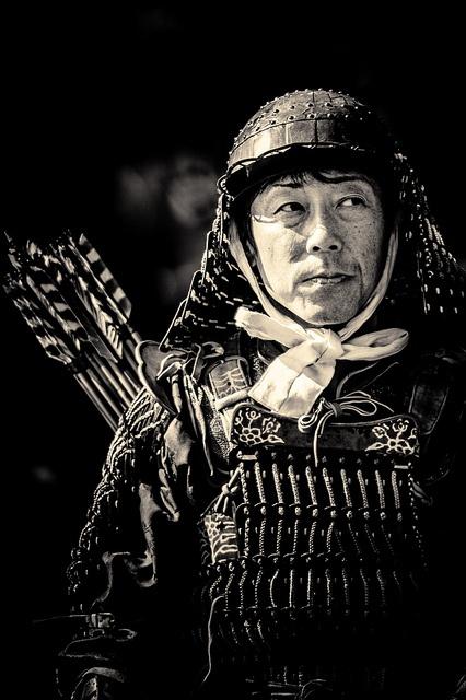 Jidai Matsuri 2012 - 07 by Stéphane Barbery, via Flickr. S)
