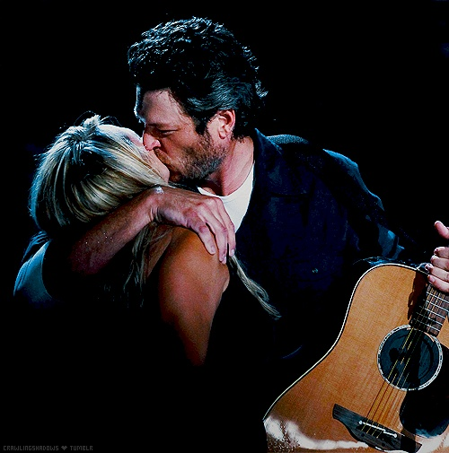 i don't listen to country music, but fell in love with him on the voice. i think him & his wife are adorable!