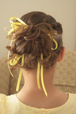 She Does Hair - site with lots of fun hair styles for little girls