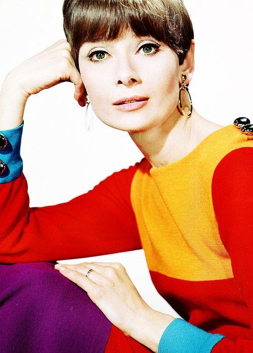 Audrey Hepburn by Bill Avery