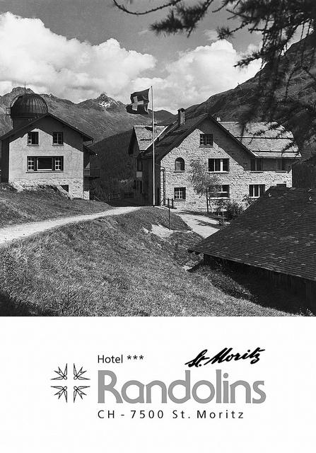 Foto, ca. 1954, Randolins