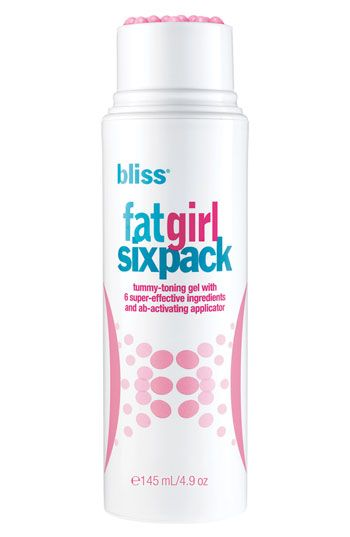bliss® 'fatgirlsixpack™' Tummy-Toning Gel #Nordstrom