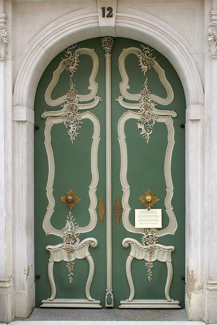 . Door