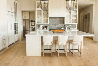 Lake House - modern - wood flooring - austin - by Hardwood Designs