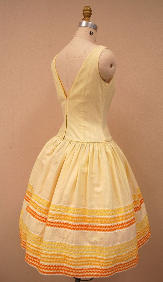 cute oranges and lemons vintage