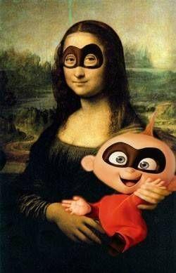 Incredible Mona