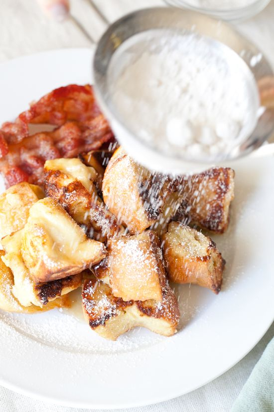 French Toast Puffs