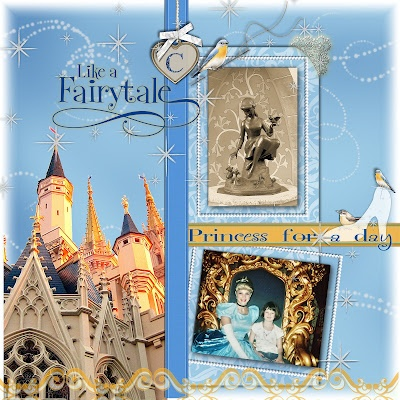 A Sharon Albright original using Creative Memories and Capturing Magical Memories kits (www.mousescrapper...)