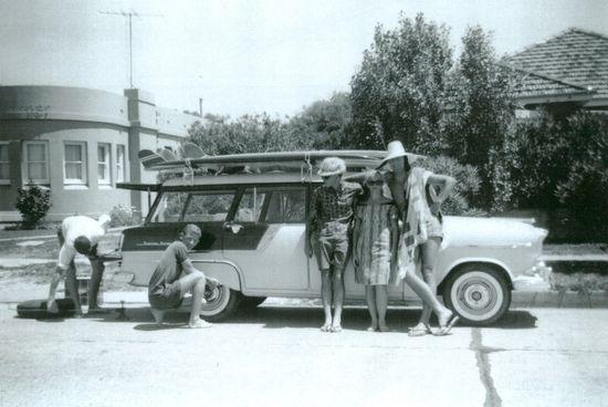 Surf Wagon, Aussie Style.