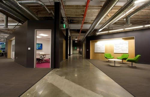 Skype Office Design