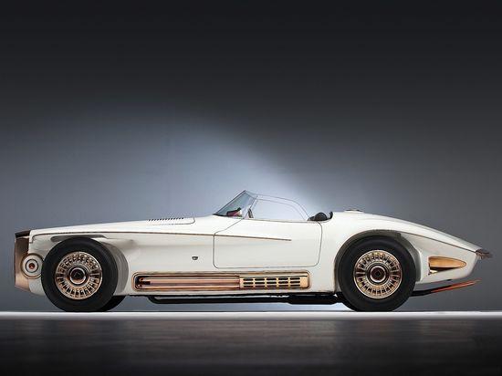 1965 Mercer Cobra