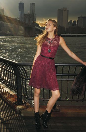 Taylor Dresses Dress & Accessories #Nordstrom #FallTrend